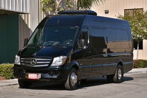 Mercedes Benz Sprinter Bus