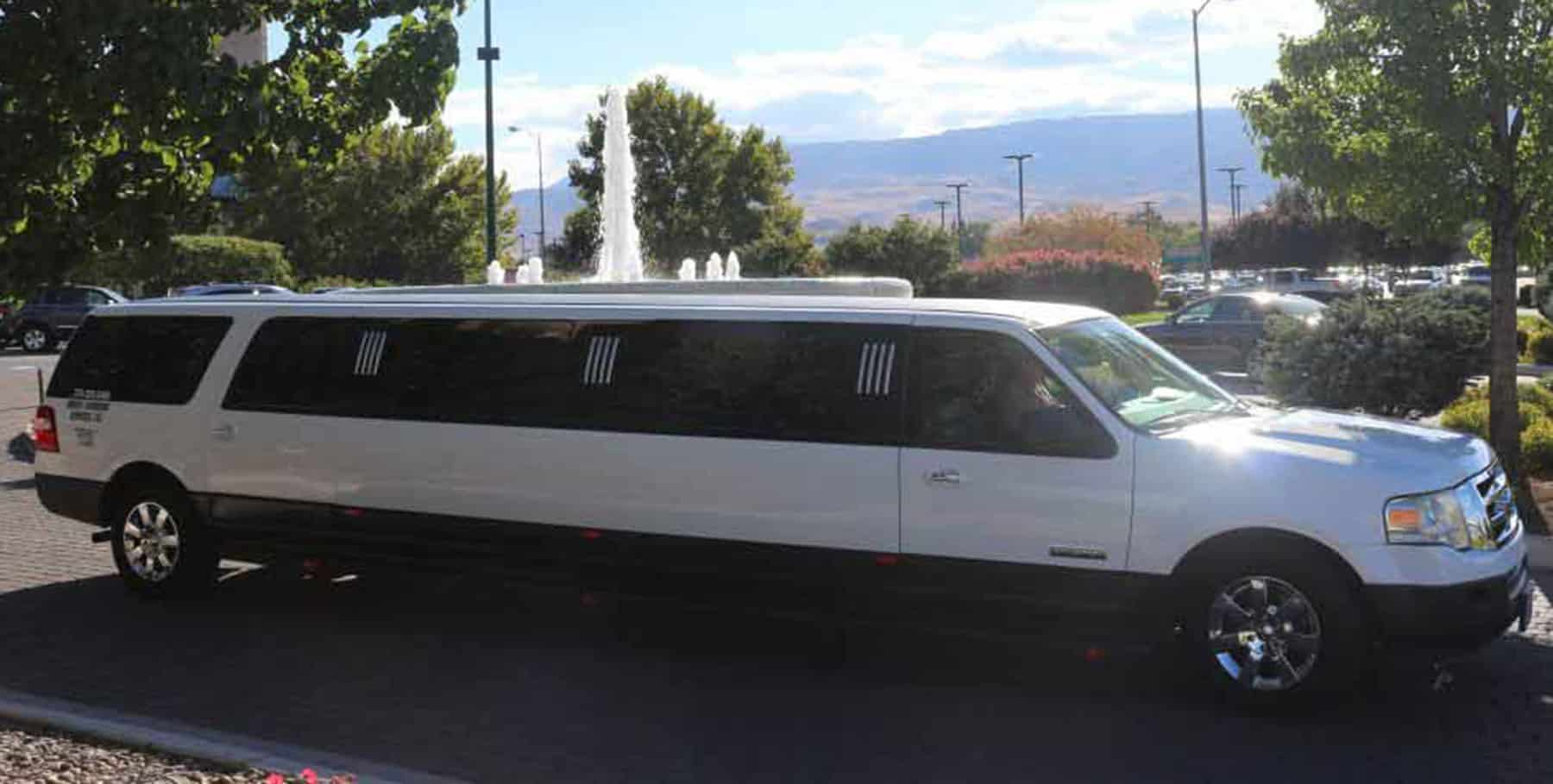 14-passenger Suv Limo
