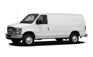 10-passenger van