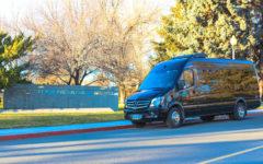 Shuttle Bus Truckee Tahoe