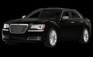 4-Passenger Luxury Sedan