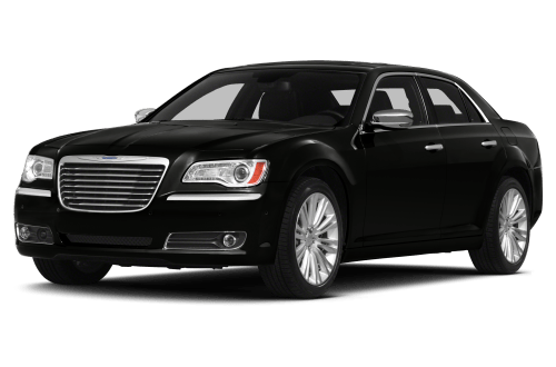 4-Passenger Luxury Sedan